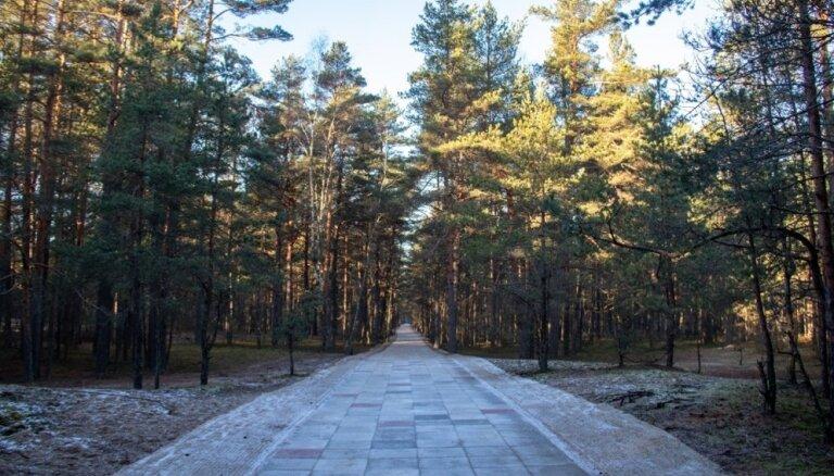 Carnikavā atklās Latvijā garāko promenādi uz jūru
