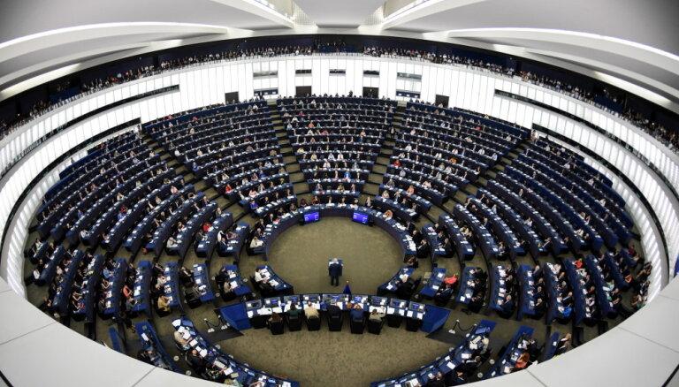 Исследование: Латвия находится внизу рейтинга влиятельных стран в Европарламенте