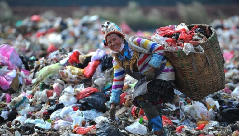 В царстве мусора: 9 самых больших свалок планеты