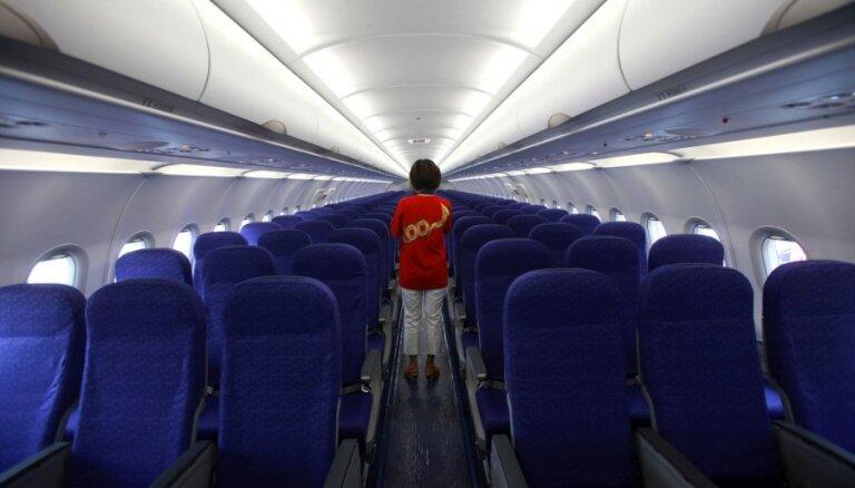 Перегруженный авиалайнер зацепил хвостом взлетную полосу в киргизском аэропорту