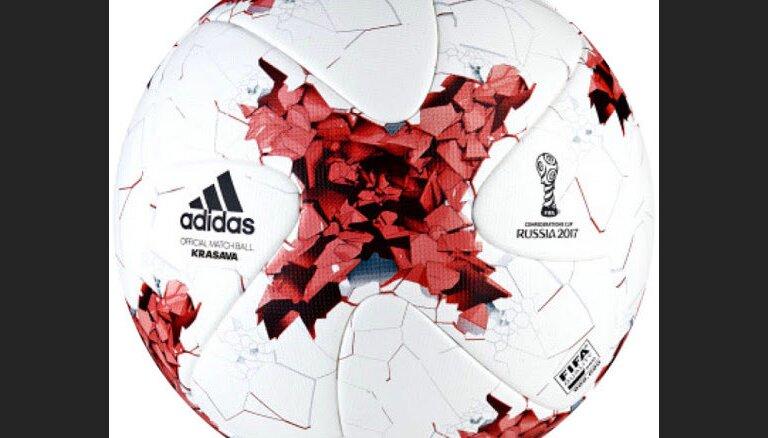 Мяч для Кубка Конфедераций в России будет называться Krasava