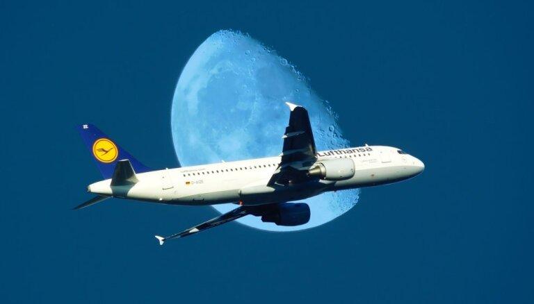 Lufthansa может построить в Риге новый сервисный центр на 300 рабочих мест