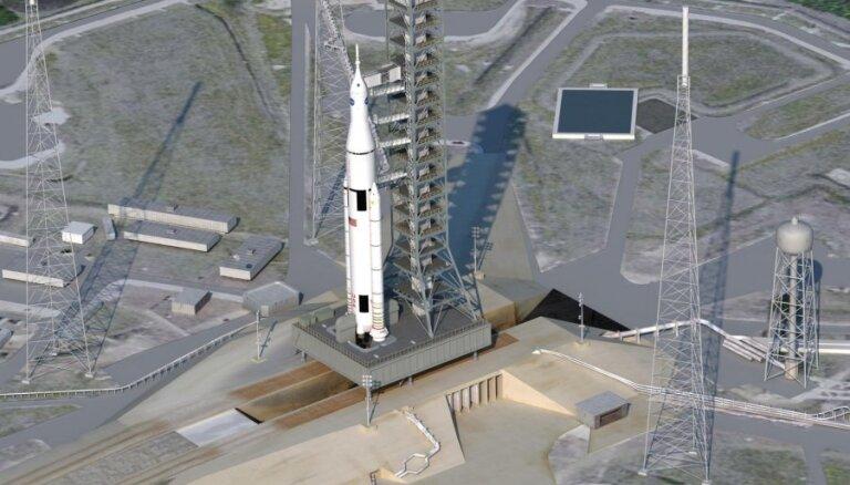NASA представила проект ракеты для полета на Марс