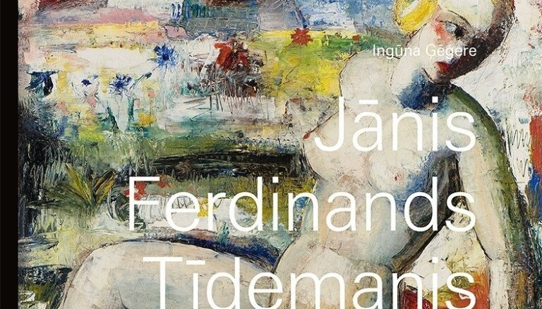 Iznākusi grāmata par Jāni Ferdinandu Tīdemani