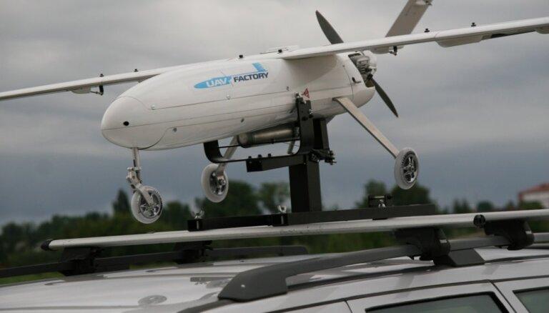 'Kapitāls': Kā droni 'Made in Mārupe' atlidoja pie Latvijas armijas