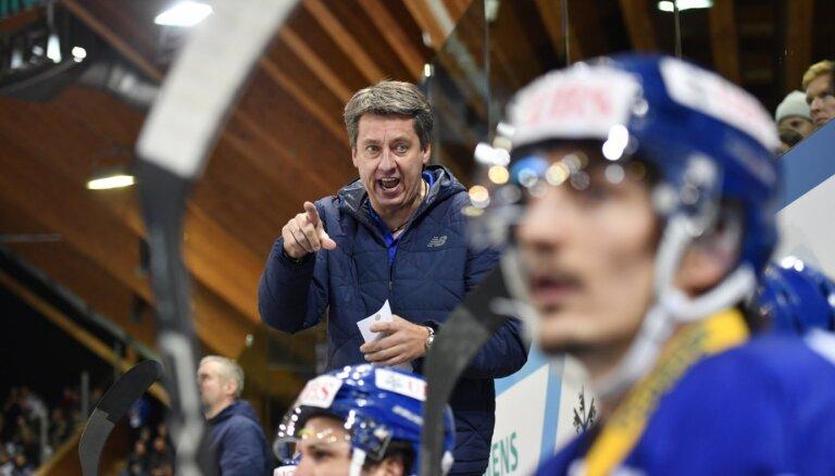 Vītoliņš: vienmēr esmu sapņojis kļūt par Latvijas valstsvienības treneri