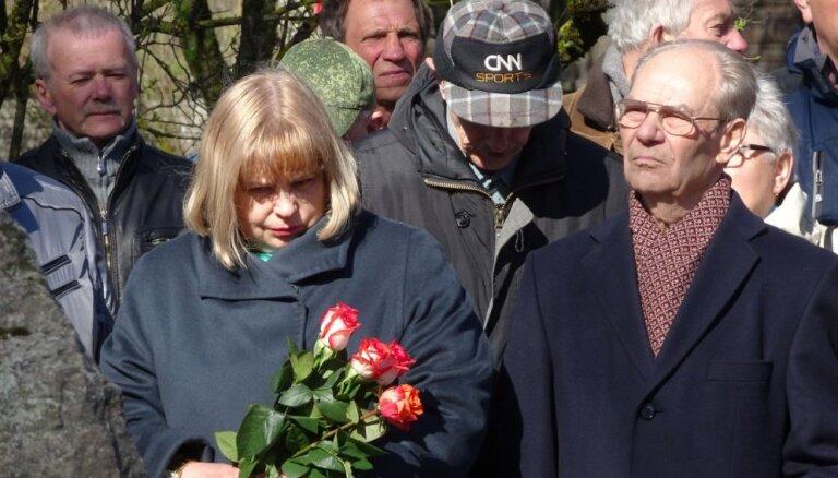 Foto: Pieminot Černobiļas traģēdiju – atskats uz pasākumiem Rīgā