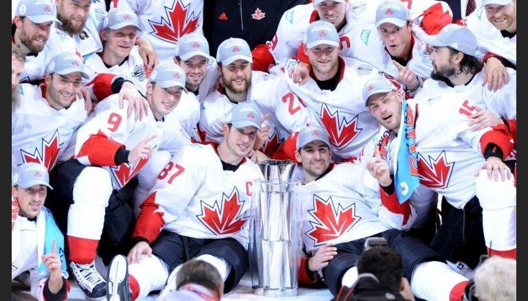 ВИДЕО: Канада забивает на последних минутах два гола и берет Кубок мира