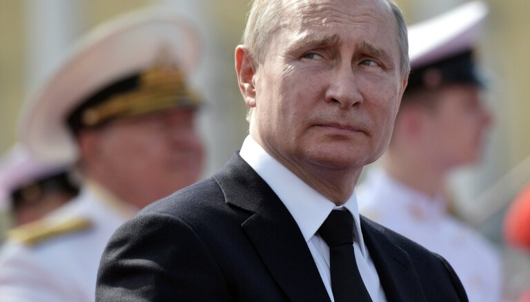 Оппозиция в России обвинила Путина в узурпации власти