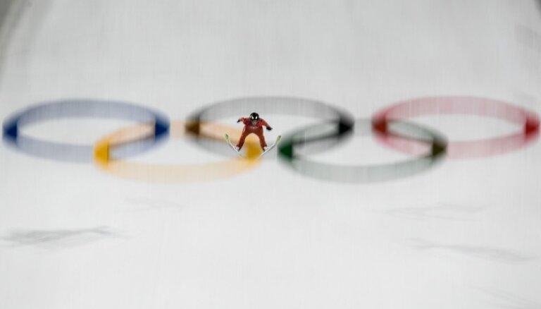 XXIII Ziemas olimpisko spēļu rezultāti tramplīnlēkšanā no lielā tramplīna (17.08.2018.)