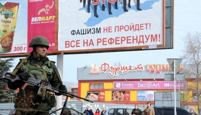 Политик: русским в Крыму никто не угрожал