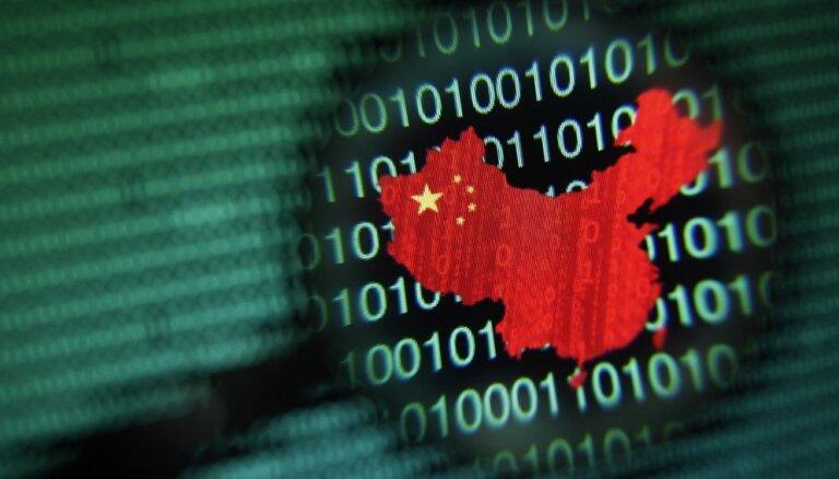 Ķīna pauž 'pārsteigumu un šoku' par Lietuvas izlūkdienestu izteiktajām apsūdzībām spiegošanā