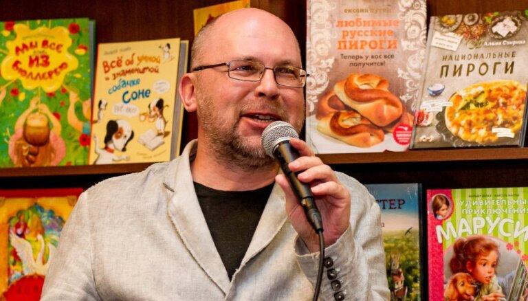 Polaris приглашает на встречу с российским писателем Алексеем Ивановым
