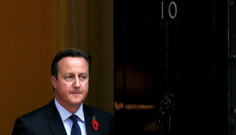 Kamerons rosina ES pārveidot par 'brīvu valstu elastīgu savienību'
