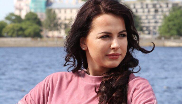 Aktrise Lelde Dreimane 'iestrēgusi' Taizemē