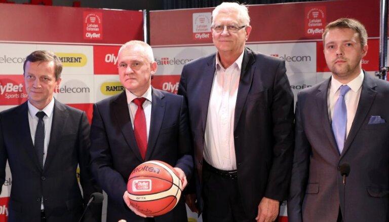 Jaunizveidotā Latvijas-Igaunijas basketbola līga: jauni izaicinājumi un daudz basketbola