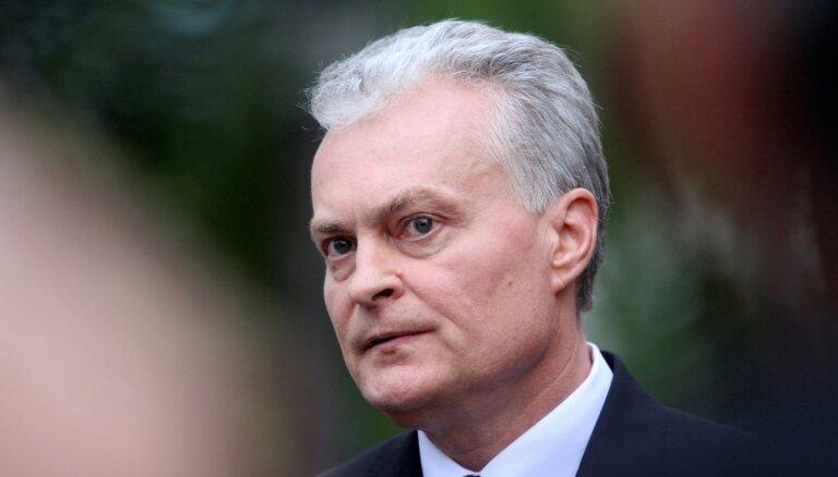 Provizoriskie rezultāti: Lietuvas prezidenta vēlēšanās uzvarējis Nausēda