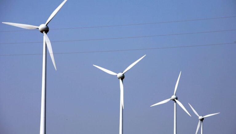На острове Рюген открыли крупнейший ветропарк в Балтийском море