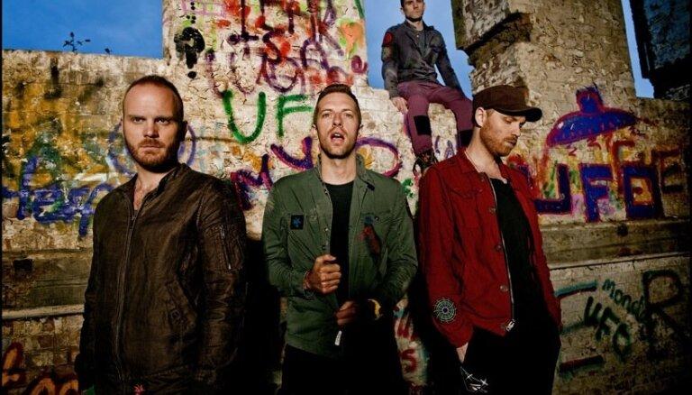 'Delfi' dienas dziesma - agrīnais 'Coldplay'