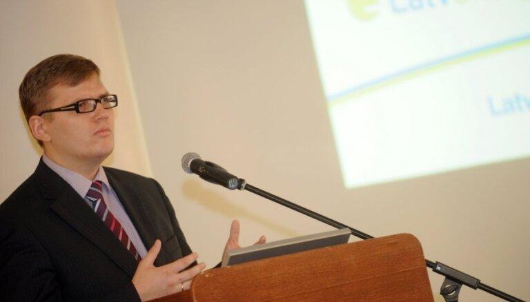 Pūci pārvēl par 'Latvijas attīstībai' priekšsēdētāju; partija startēs pašvaldību vēlēšanās