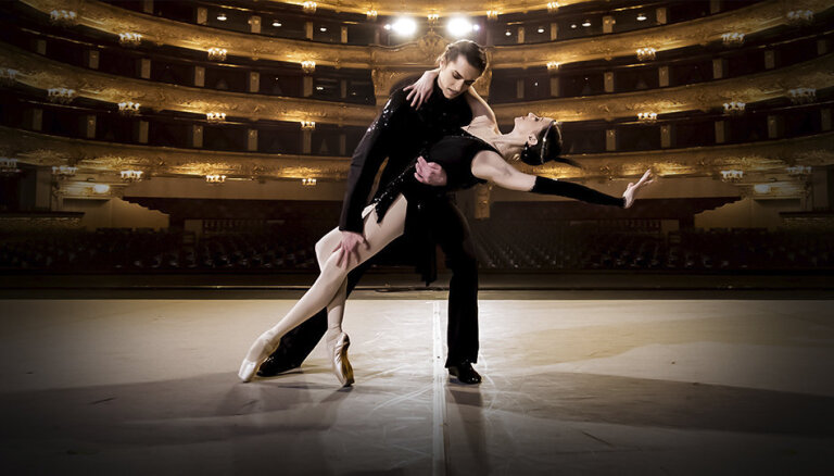 """7 апреля на экране """"Дома Москвы"""" - балет Большого театра России"""