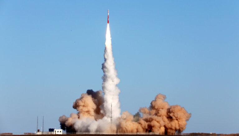 Izgāžas Ķīnas 'Landspace' mēģinājums nogādāt orbītā satelītu