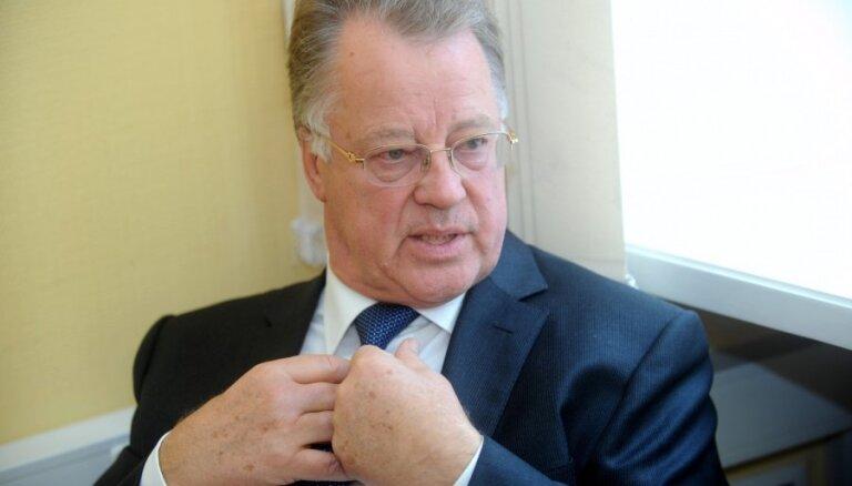 Гунтис Улманис признал, что у него есть внебрачная дочь