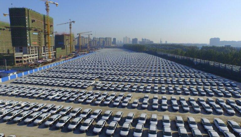VW обогнал Toyota по числу проданных автомобилей