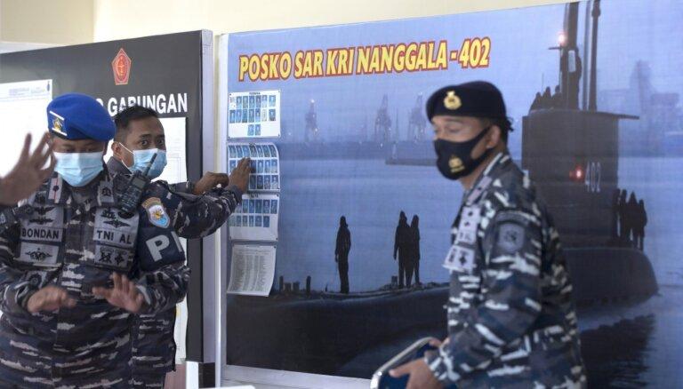 Индонезийскую подлодку нашли расколотой на три части. Погибли все 53 члена экипажа