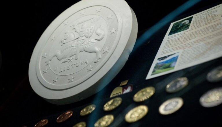 Литве разрешили перейти на евро (+фото литовских евромонет)