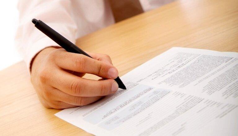 Parakstīs sadarbības līgumu Ķīnas uzņēmējdarbības foruma norisei Rīgā