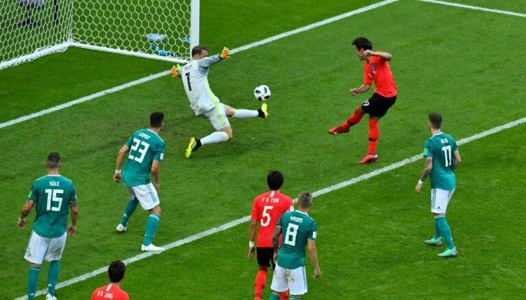 Суперсенсация на ЧМ: Германия впервые в истории не вышла из группы и сложила чемпионские полномочия