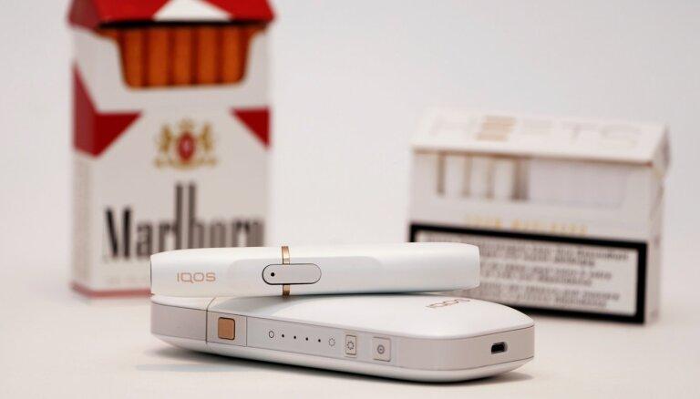 'Philip Morris Latvia' apgrozījums pērn pieaudzis par 75%
