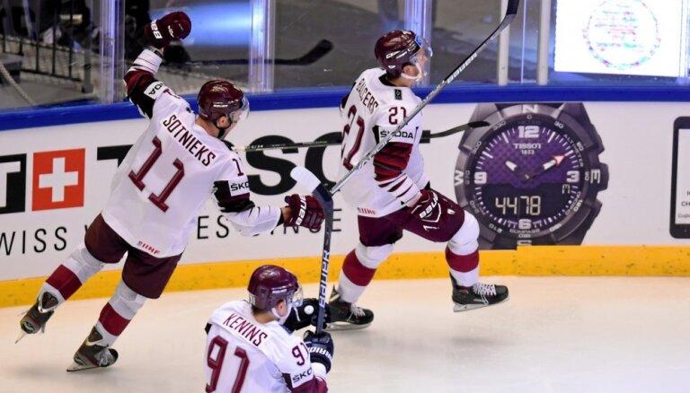 Veiksminieks Balcers – no spozmes Norvēģijā līdz NHL