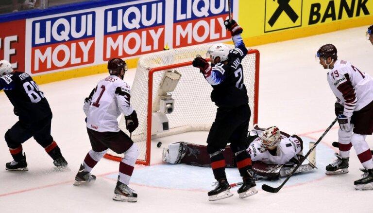 Video: Atkinsona uzvaras vārti pret Latviju iekļauti PČ dienas topā
