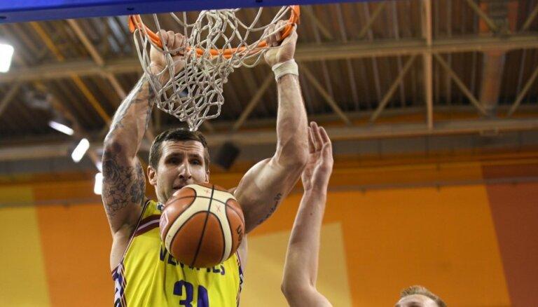 BK 'Ventspils' uzzina pretiniekus FIBA Čempionu līgā