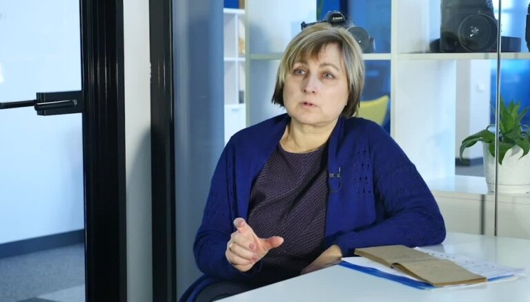 VDK veido sāncensību starp luterāņu un katoļu baznīcām - Solveiga Krūmiņa-Koņkova