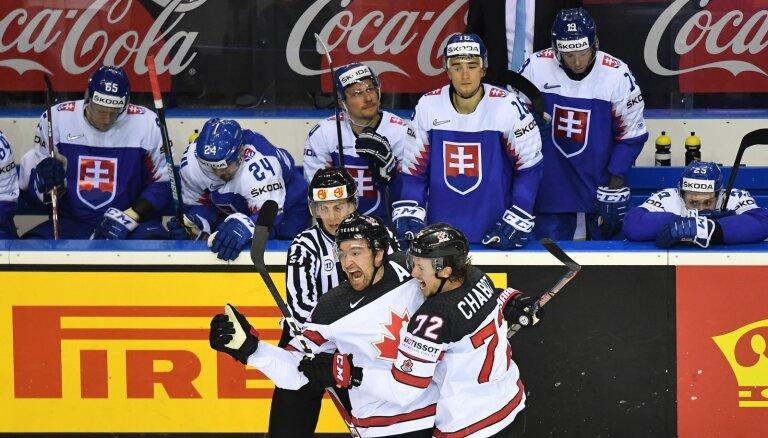 ВИДЕО: Лучшие голы и сейвы четвертого дня чемпионата мира по хоккею