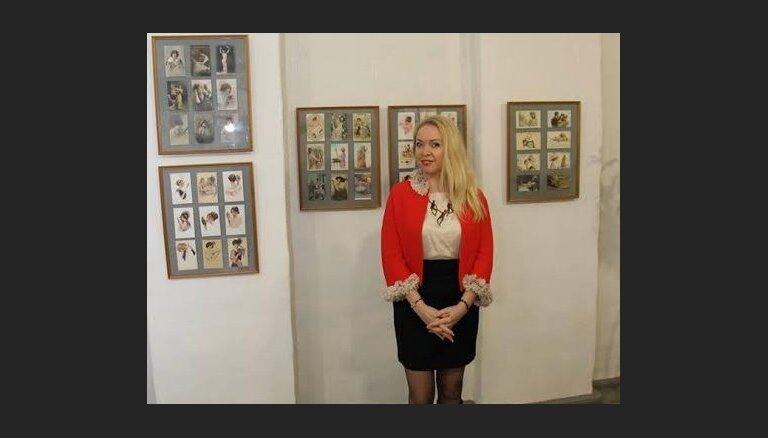 Гляжусь в тебя, как в зеркало: открылась выставка Илоны Яхимович