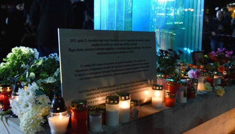 LTV7: пожертвования потерпевшим в Золитудской трагедии заморожены