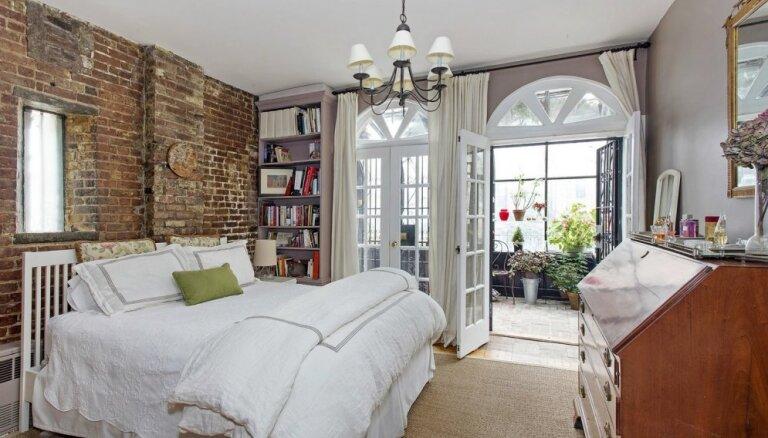 Naktsmiers ar pievienoto vērtību – kā slavenībām tīk iekārtot guļamistabu