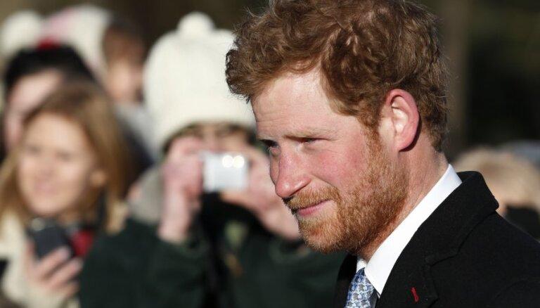 Принца Гарри назвали самым сексуальным представителем королевских семей