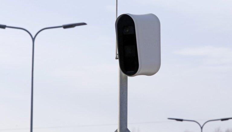 Latvijā darbu uzsāk vidējā ātruma kontroles sistēma