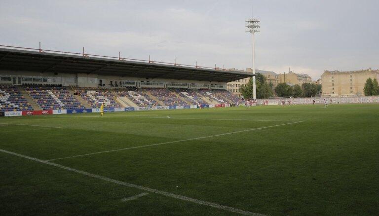 'Skonto' stadiona trūkumi neļauj Latvijas klubiem tur uzņemt gaidāmās Eirokausu spēles