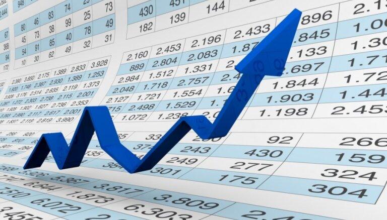 В первом квартале экономика Латвии выросла на 4,3%