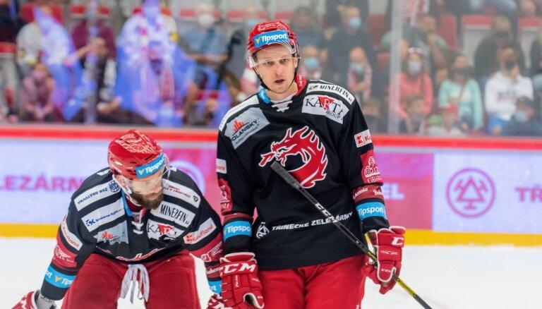 Galviņš pagarina līgumu ar Ostravas komandu