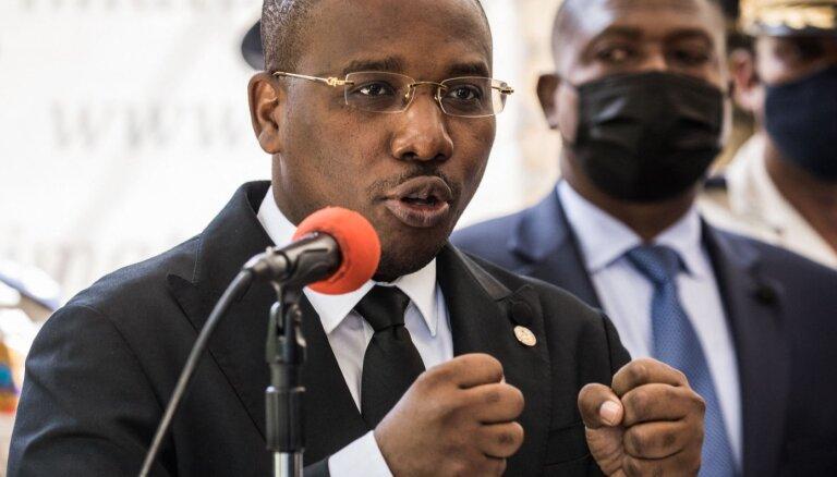 Haiti pagaidu premjers atkāpsies no amata