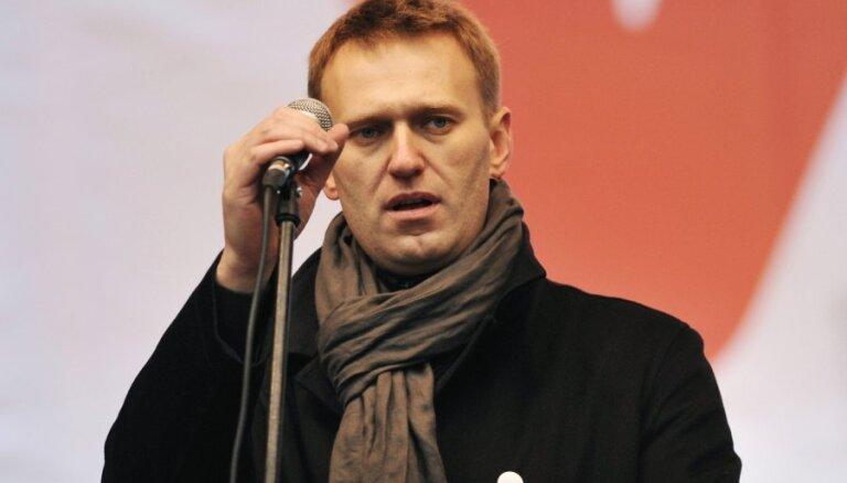 Журнал Time включил Навального в список 100 самых влиятельных людей