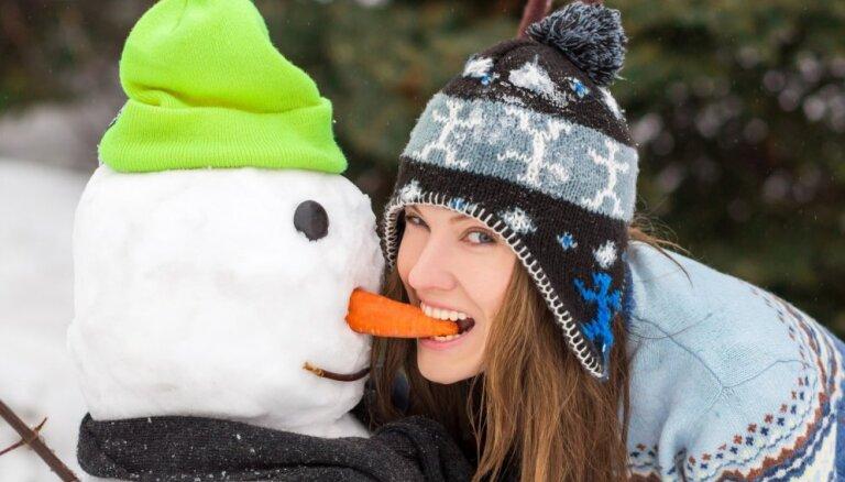 Kā cīnīties ar vilka apetīti un izvairīties no 'ziemas riepas': seši noderīgi ieteikumi