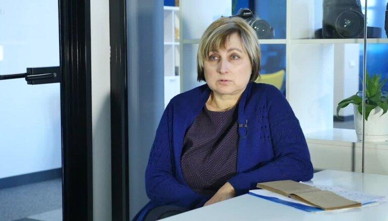 Vervētāji 90. gados kļūst par baznīcas kalpotājiem - Solveiga Krūmiņa-Koņkova